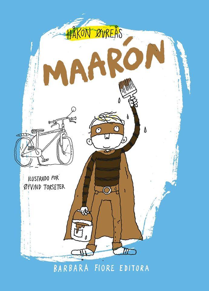 Resultado de imagen de Maarón. Hakon Ovreas